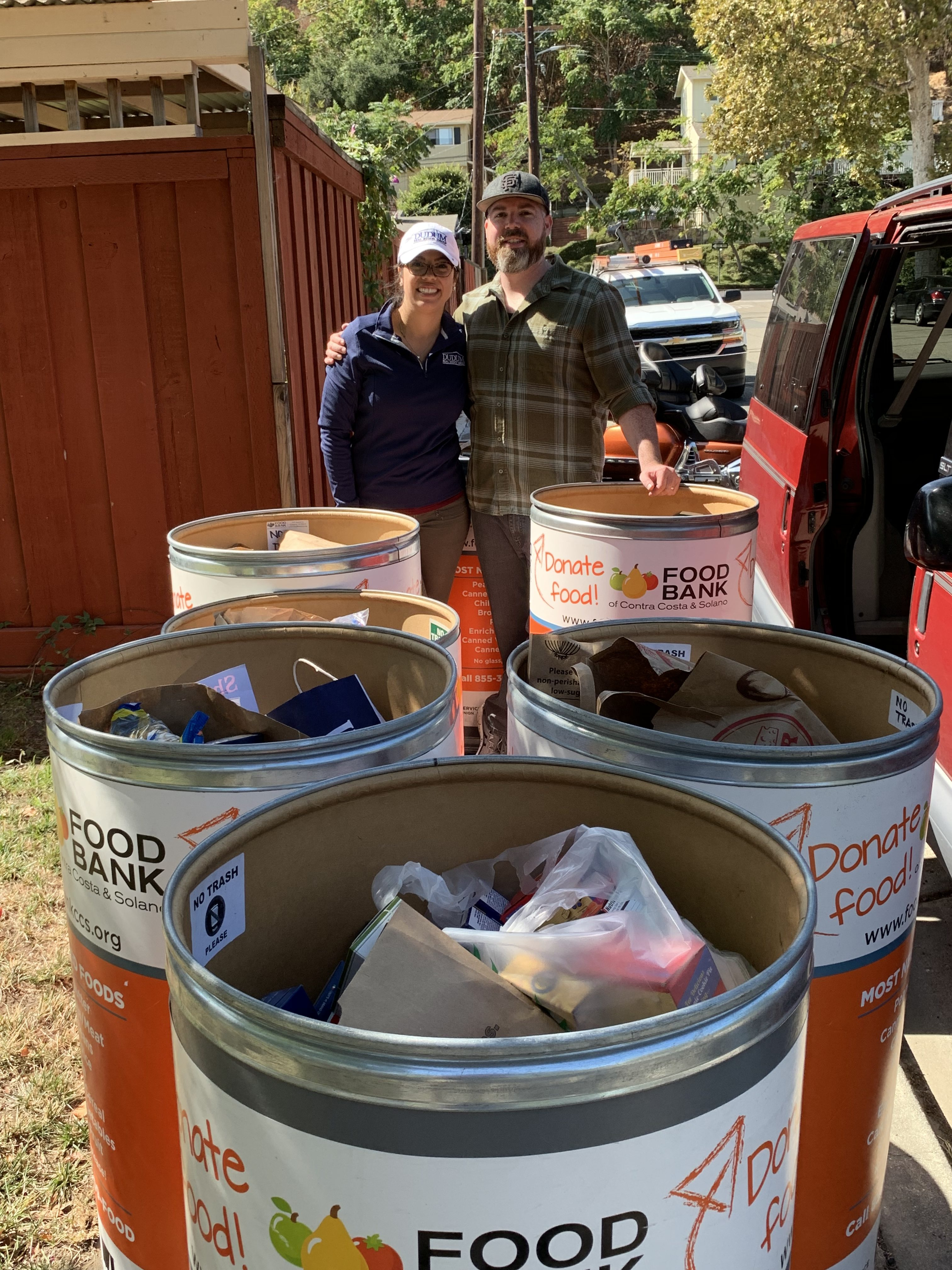 Neighborhood Food Drive 2019, A Massive Success