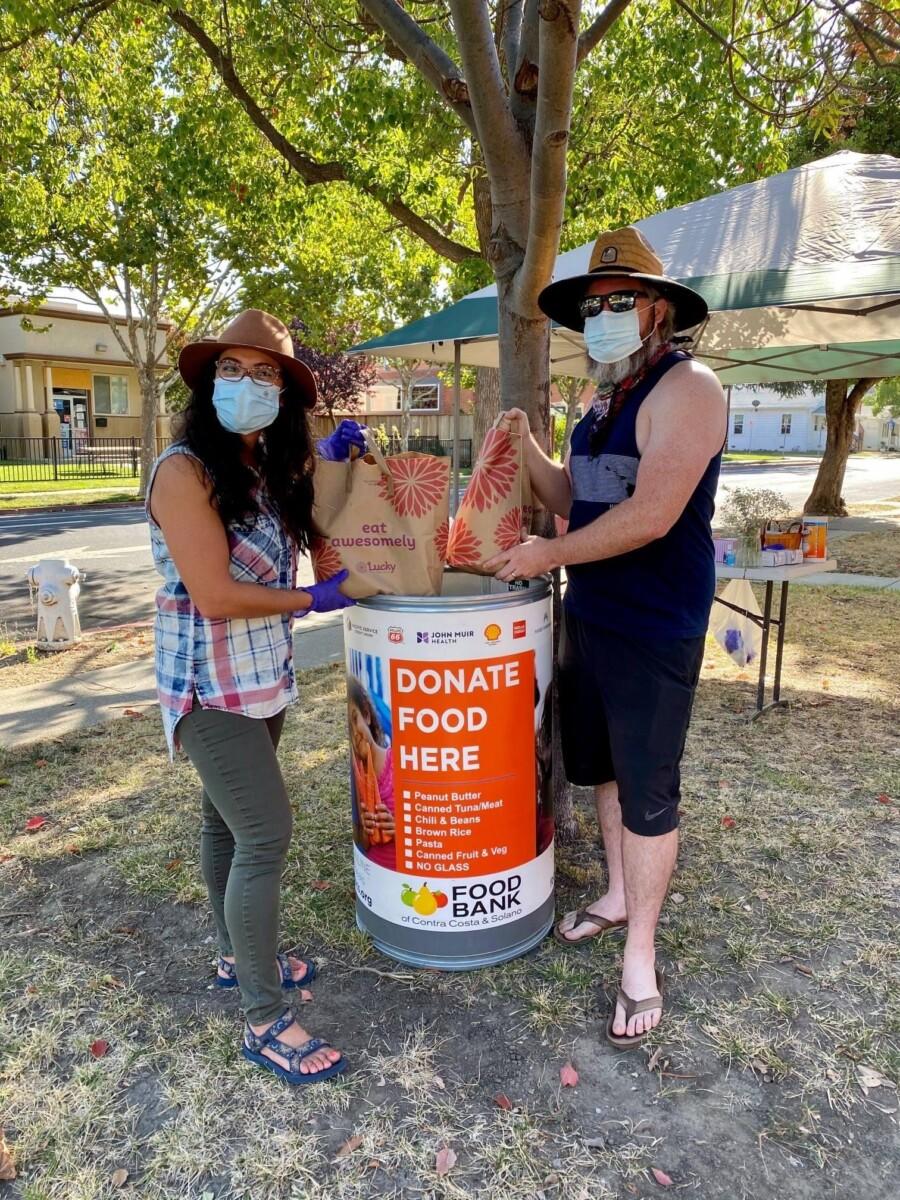 Neighborhood Food Drive 2020, A Surprising Success